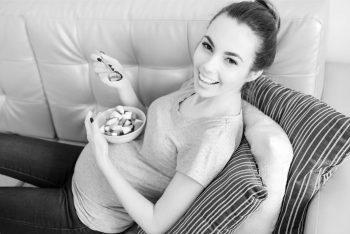 Cambios durante e embarazo y hábitos saludables
